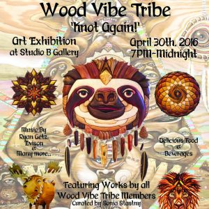Wood Vibe Tribe Poster 2016 Final Jpeg
